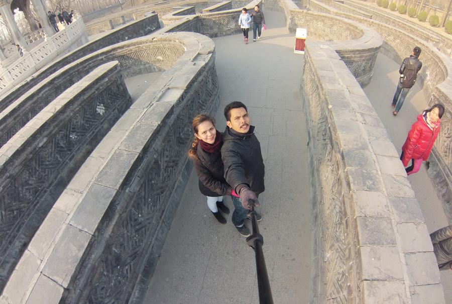 Palace Maze at Yuanmingyuan Park