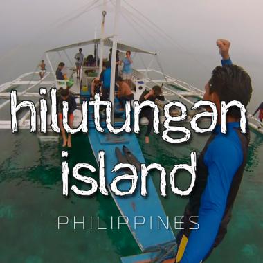 Hilutungan Island Freedive & Island Hopping