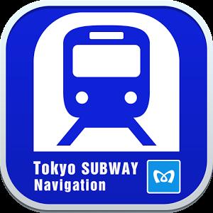 tokyo subway App