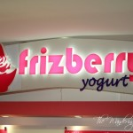 Frizberry Yogurt Opens in SM Cebu