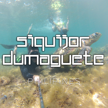Siquijor – Dumaguete (Apo Island) Travel Video